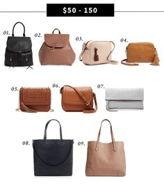 """Fall Bags, Handbags, Statement Bags The time has come! The long awaited """"Fall Handbag Roundup"""" is here! If you are in the market for a new bag for fall I assure you that… Kids Fashion, Autumn Fashion, Womens Fashion, Female Fashion, Satchel, Crossbody Bag, Fall Bags, Fall Handbags, New Bag"""