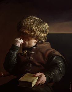 Tyrion by euclase, Game of Thrones