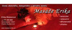 Masáže Erika - České Budějovice