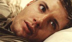 <3 #Supernatural #DeanWinchester #ONNABED