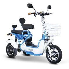 E-27 Fast 3 Wheel Crossover Pre-Mobility Scooter from EWheels