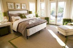.Traditionelles Schlafzimmerdesign
