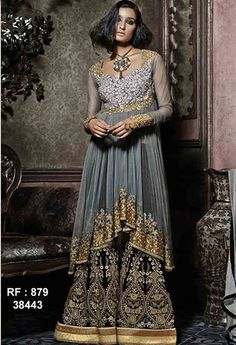 Product Code 38443 Weight 2 KGS Delivery Days 15 Days Fabric Silk Dupatta Chiffon Occasion Party Wear, Traditional Work Embroidery Salwar Type Semi Stitched / Unstitched Shipping Worldwide PLEASE NOTE
