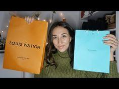 LOUIS VUITTON, TIFFANY & ZARA UNBOXING HAUL | Giorgia Rossi - YouTube Tiffany, Ted, Channel, Zara, Louis Vuitton, Youtube, Louise Vuitton