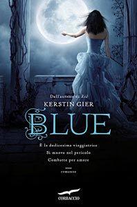 Recensione Blue di Kerstin Gier #book