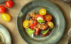 Receita saborosa e saudável leva ingredientes típicos da Itália