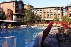 Grand Californian Hotel Pool