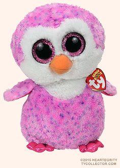 Glider (medium) - Owl - Ty Beanie Boos