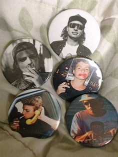 MAC DEMARCO pins by M0zzalation on Etsy