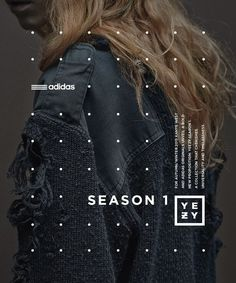Adidas Originals x Kanye West YEEZY SEASON 1 by Andre Larcev | From up North