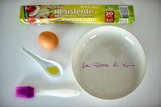 Las Recetas de Xonia ... para Dukan: CÓMO FREIR UN HUEVO EN EL MICROONDAS Huevos Fritos, Tapas, Eggs, Breakfast, Chocolates, Fitness, Cold, See Through, Salads