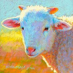 "Daily Paintworks - ""Sola - day 11"" - Original Fine Art for Sale - © Rita Kirkman"