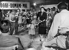 """Bellissima"" by Luchino Visconti (1951) - Tina Apicella & Anna Magnani"