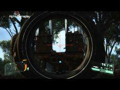 Crysis 3: Los Campos - Gameplay del modo Campaña [HD Oficial]