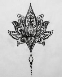 tattoo rücken indianer ideen