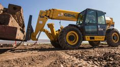 Product of the Week - Gehl DL Series telescopic handlers Construction Machines, Road Construction, Provinces Of South Africa, Kempton Park, Welding Training, Tractor Loader, Drilling Rig, Port Elizabeth, Training Courses