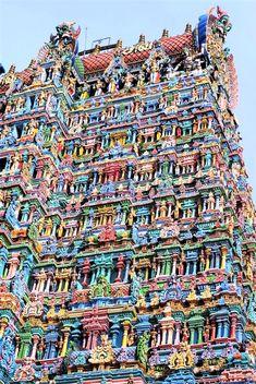 Храм Минакши, Мадурай, Индия
