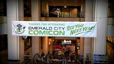 Neither Here Nor There: Emerald City Comic Con 2015!