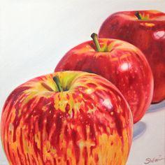 Apples | Sarah E. Wain