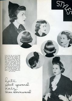 hair styleing 1000 images about 1930 s fashion on 1930s 1937