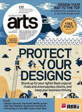 Computer Arts - una delle migliori riviste di grafica (disponibile anche in italiano)