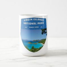 Shop Virgin Islands National Park Classic Vintage Retro Coffee Mug created by kalpanic. Mountain Hiking Outfit, Cute Hiking Outfit, Summer Hiking Outfit, Family Road Trips, Family Travel, Virgin Islands National Park, Hiking Quotes, Tips Fitness, Hiking Tips