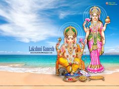 Goddess Lakshmi Ganesh HD Wallpapers Download