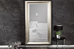 Luxusný nábytok REACTION: Veľké závesné zrkadlo na stenu