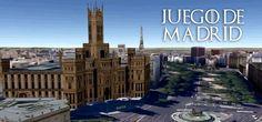 """Barrios de Madrid tiene el orgullo de presenta """"Juego de Madrid"""". Una creación inspirada en la famosa serie de televisión Juego de Tronos. Esperamos que os guste y no dudéis en compartirlo."""