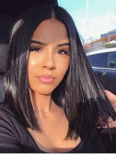 Provide High Quality Full Lace Wigs With All Virgin Hair And All Hand Made. Wholesale Human Hair Wigs Black And Red Ombre Black To Blonde Ombre Wig Medium Hair Styles, Curly Hair Styles, Natural Hair Styles, Hair Medium, Remy Human Hair, Human Hair Wigs, Wig Hairstyles, Straight Hairstyles, Black Bob Hairstyles