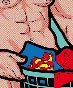 super herois ea vida secreta - Pesquisa Google