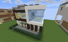 Minecraft Houses and shops creations - 4