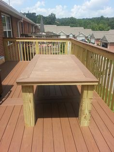 Kregjig Project Outdoor Table By Patrick Flynn Top Made