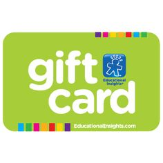 $100 Gift Card - Educational Insights Gift Cards - Brand - Parents - Educational Insights®