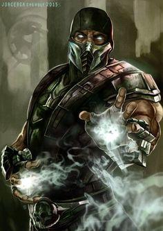 Mortal Kombat - Smoke