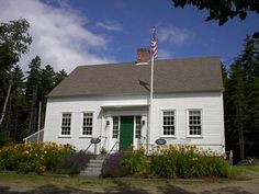 Hendricks Hill Museum on Southport Island. Open Tuesdays, Thursday, and Saturdays 11 - Local artifacts. Boothbay Harbor, Southport, Maine, Shed, Outdoor Structures, Island, World, Places, Thursday