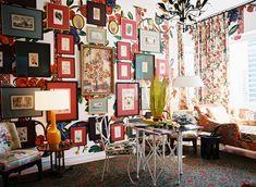 behang en lijsten