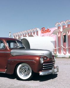 47 best automobilia images street rods car tuning custom cars Chopped 1947 Ford Super Deluxe 1946 ford tudor sedan