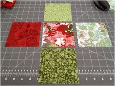 How are your Christmas projects coming along? Are you still looking for a few last minute gifts - maybe a quick handmade item for a teacher. Christmas Mug Rugs, Fabric Christmas Ornaments, Quilted Ornaments, Christmas Sewing, Christmas Projects, Mug Rug Patterns, Quilt Block Patterns, Sewing Patterns, Quilted Coasters