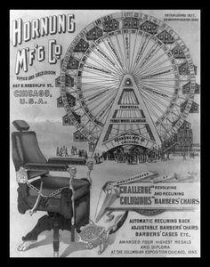 1893 Chicago Worlds Fair: Two World's Fair Wonders,1893 worlds fair.