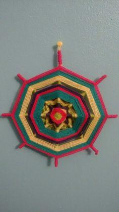 Mandala Mandala, Diy, Bricolage, Handyman Projects, Do It Yourself, Diys, Mandalas, Diy Hacks, Crafting
