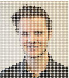 Mosaic of me.