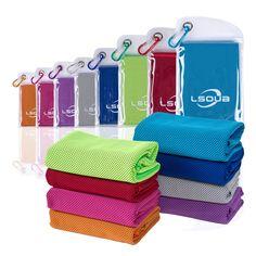 Yoga Towel Cooling Evaporative Sport//Travel Towel Fitness Towel Dry Towel