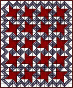 Fourth of July from Quilter's Cache