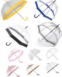 It Communion, Confirmation and wedding season make sure your precious loves don't get wet with our range of clear umbrellas. ☔️