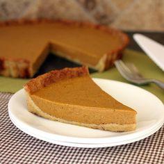 Low-Carb Snickerdoodle Pumpkin Pie (Paleo, Grain-free, Sugar-free, Vegan Option)   the 3volution of j3nn & the art of voluntary living