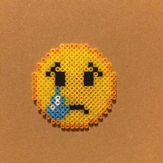 Emoji hama beads by meirhama