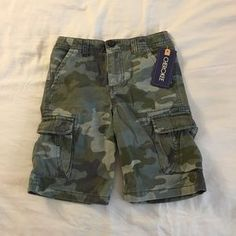 I just discovered this while shopping on Poshmark: ❤️Boys Camouflage Shorts…