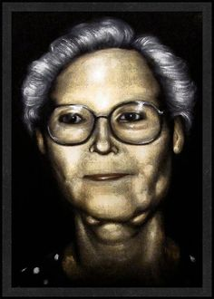 Dorothea Puente is Card Number 10 from the Original Serial Killer Trading Cards by SerialKillerBiz on Etsy