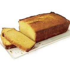 Glazed Orange Pound Cake - FineCooking